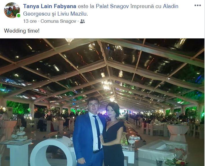 Foto Cu Aladin Georgescu La Nunta Fiului Lui Liviu Dragnea Psnews